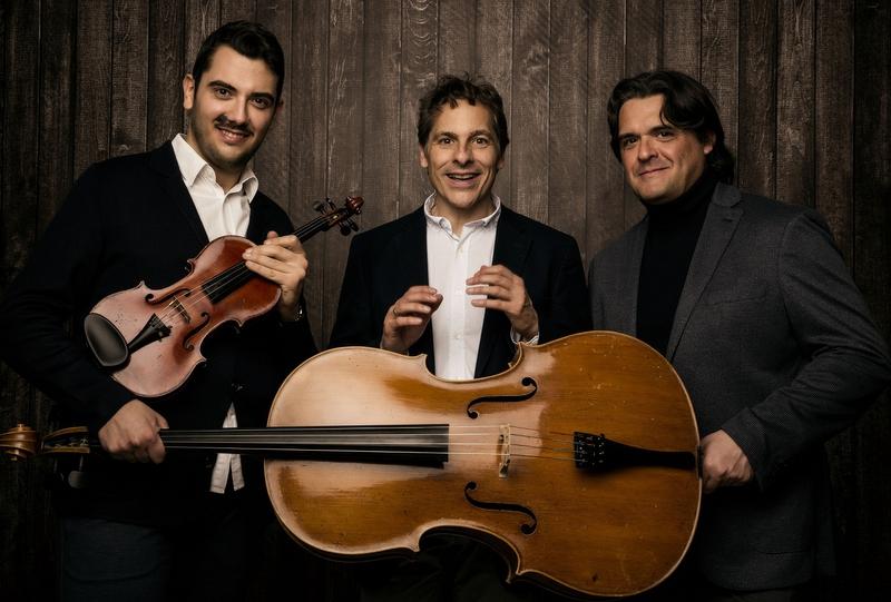 El Trío Arbós ofrece un concierto dentro del XII Ciclo de Música Actual de Badajoz