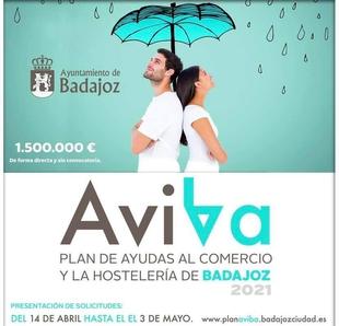 Los empresarios y autónomos de Badajoz tienen hasta el 3 de Mayo para acogerse al Plan AviBA