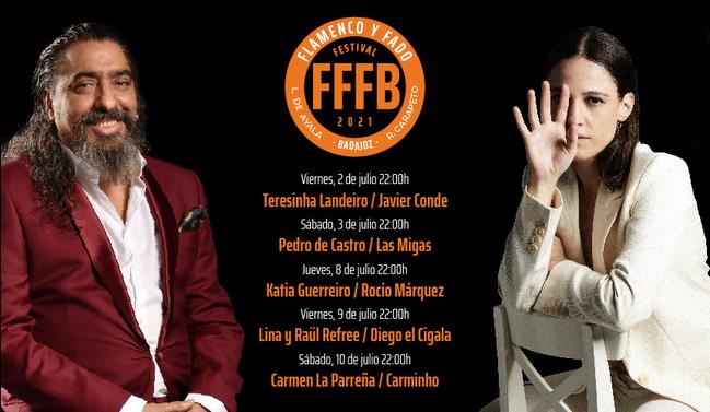 Grandes voces femeninas protagonizan este año el Festival de Flamenco y Fado