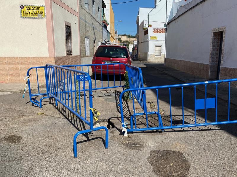 El PSOE critica que Fragoso ''fracasa'' en la gestión de las pequeñas cosas