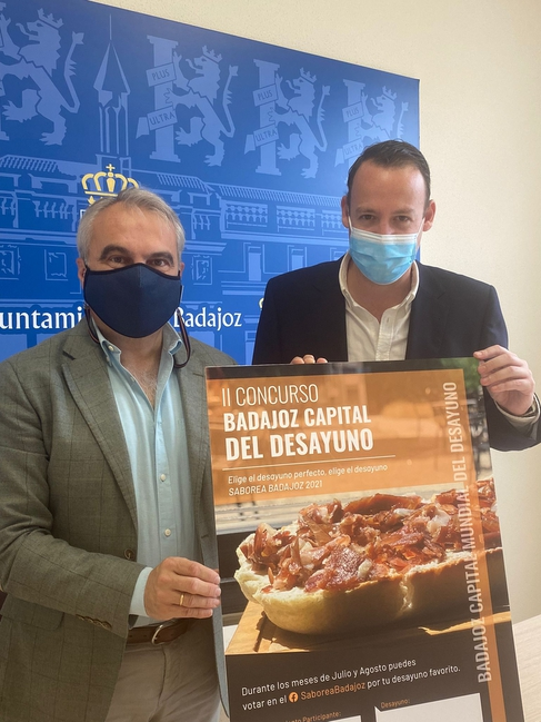 El segundo Concurso de ''Badajoz capital del desayuno'' otorgará premios en metálico para los establecimientos participantes