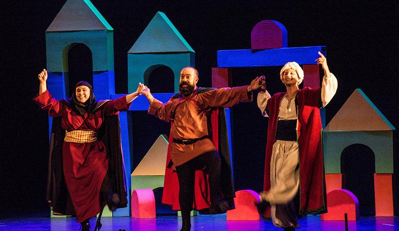 El López retoma la programación de Teatro en Familia este domingo con la obra ''Mansaborá''