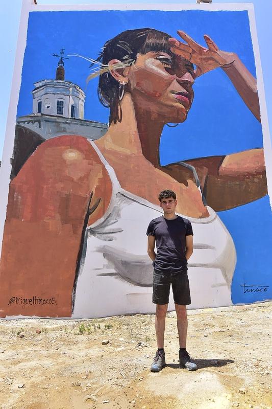 Miguel Tinoco gana la segunda edición de 'Badajoz Pinta'