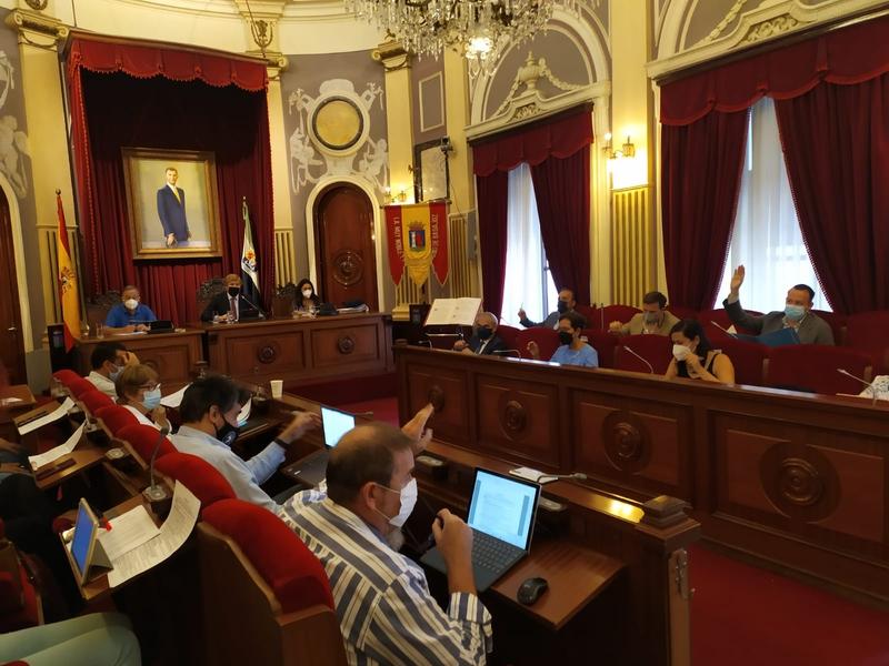 Fragoso dimite como concejal y abandona el pleno