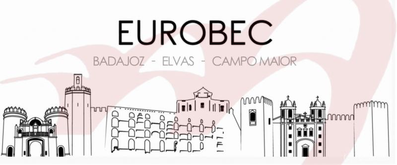 Adrián Vázquez visita el Ayuntamiento de Badajoz para conocer la gestión de ciudad transfronteriza