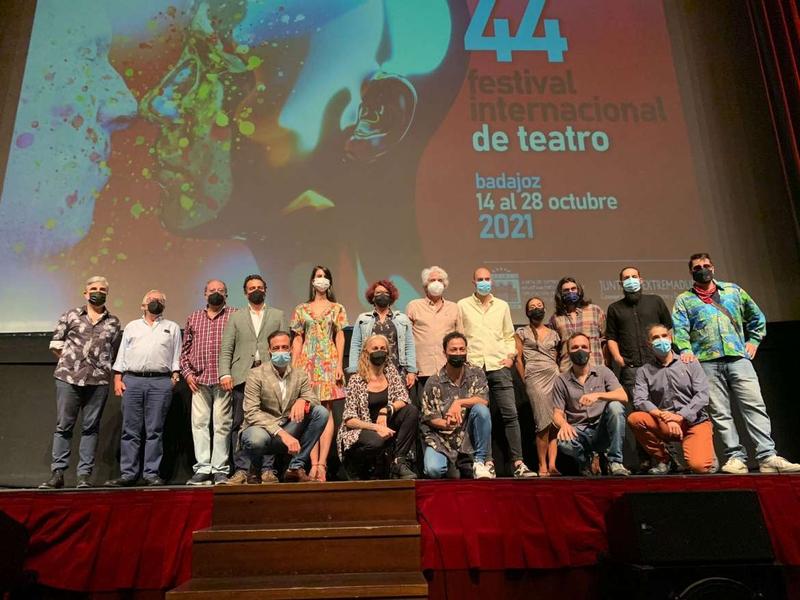 La secretaria general de Cultura afirma que el teatro es una oportunidad para la reflexión