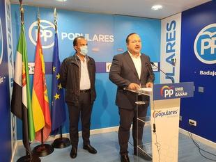 El PP local de Badajoz defenderá una moción instando al Gobierno a establecer medidas que bajen el coste de la factura de la luz