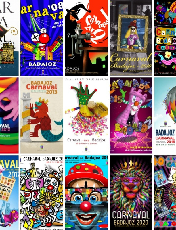 Abierta la convocatoria del Concurso del Cartel del Carnaval 2022