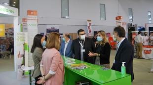 Badajoz inaugura FERIAD'IP