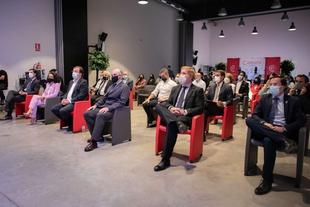 Clausurada la Jornada de Mediación Empresarial y Competitividad, organizada por la Cámara de Comercio de Badajoz