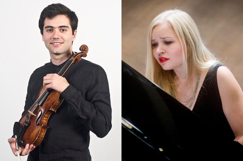 Recital de violín y piano en el marco del Proyecto International pre-college Encounters del Conservatorio Superior