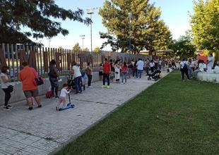 El PSOE no entiende la ''inacción'' del concejal de Deportes para evitar la colas