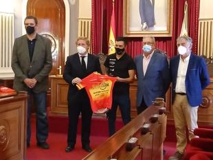 Rubén Tanco, campeón de la Copa de España de Ciclismo Adaptado