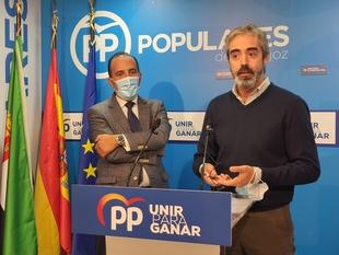 El PP local de Badajoz insta a la Junta de Extremadura a que de manera urgente amplíe la dotación de vivienda protegida