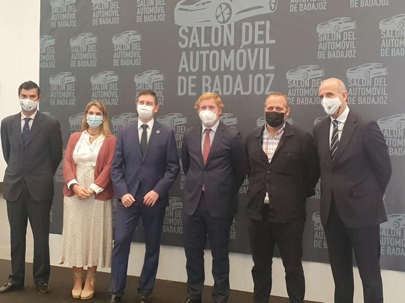 Abre sus puertas el IX del Salón del Automóvil de Badajoz con mas de 500 vehículos