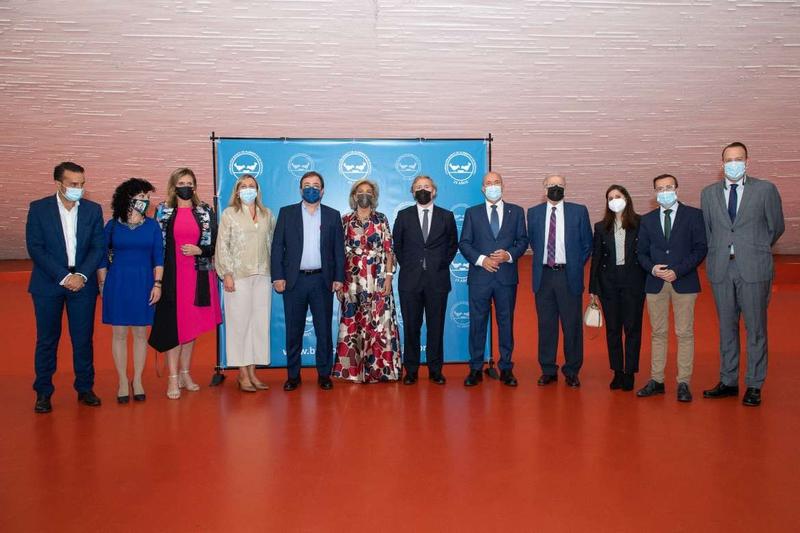 Badajoz celebra un acto con motivo del 25 aniversario del Banco de Alimentos